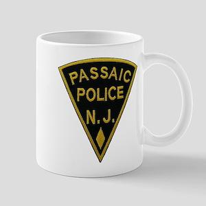 Passaic Police Mug