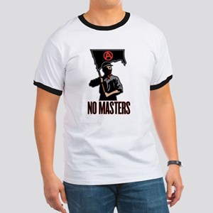 No Masters Ringer T