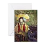 Last Troubadour 2 Greeting Cards (Pk of 20)