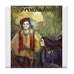 Last Troubadour 2 Tile Coaster
