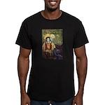 Last Troubadour 2 Men's Fitted T-Shirt (dark)
