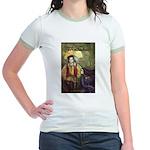 Last Troubadour 2 Jr. Ringer T-Shirt