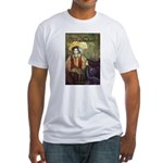 Last Troubadour 2 Fitted T-Shirt