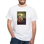 Last Troubadour 2 White T-Shirt