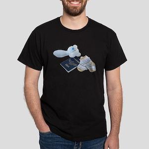 Baby Travels Dark T-Shirt