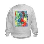 Breach of Containment Art Kids Sweatshirt