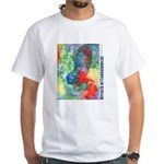 Breach of Containment Art White T-Shirt
