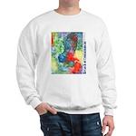 Breach of Containment Art Sweatshirt
