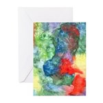 Breach of Containment Art Greeting Cards (Pk of 10