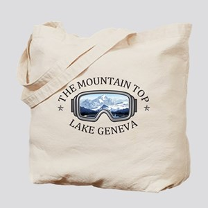 The Mountain Top at Grand Geneva Resort Tote Bag