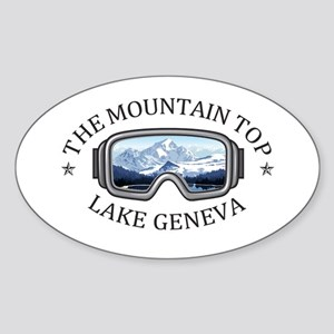 The Mountain Top at Grand Geneva Resort - Sticker