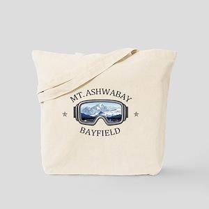Mt. Ashwabay - Bayfield - Wisconsin Tote Bag