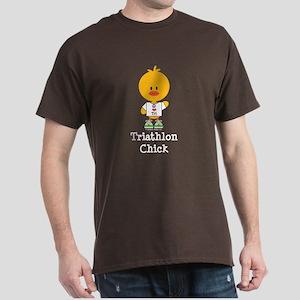 Triathlon Chick Dark T-Shirt