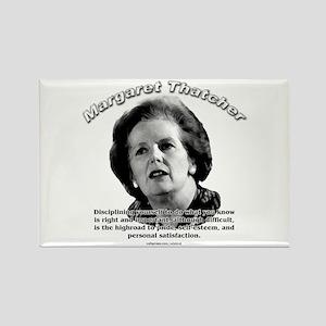 Margaret Thatcher 01 Rectangle Magnet
