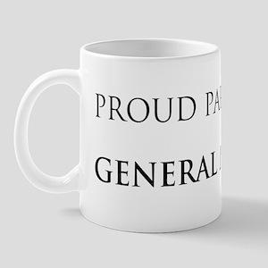 Proud Parent: General Manager Mug
