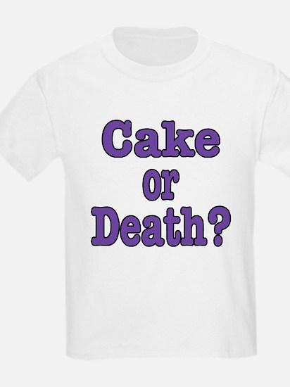 Cake Please T-Shirt