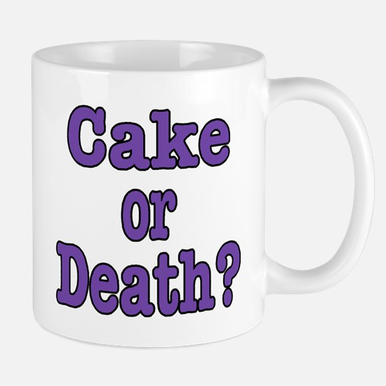 Cake Please Mug