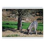 Wildlife Wall Calendar