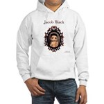 Twilight New Moon Jacob Black Hooded Sweatshirt