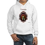 Twilight Vampire Victoria Hooded Sweatshirt
