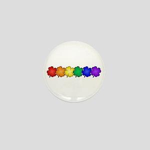 Shamrock Pride Mini Button