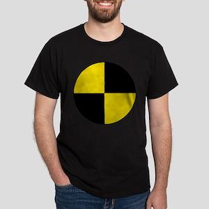 Crash Test Marker (Yellow and Black) T-Shirt