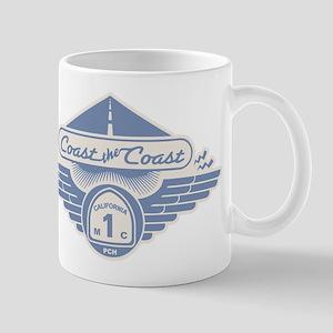 Coast the Coast - dia-blu Mug