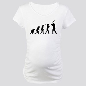 Baseball Maternity T-Shirt