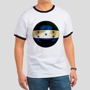 Honduras Football Ringer T