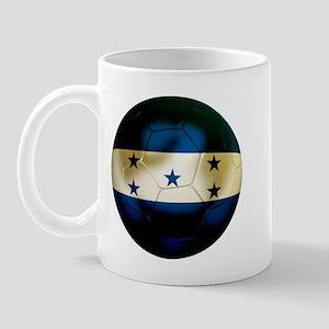 Honduras Football Mug