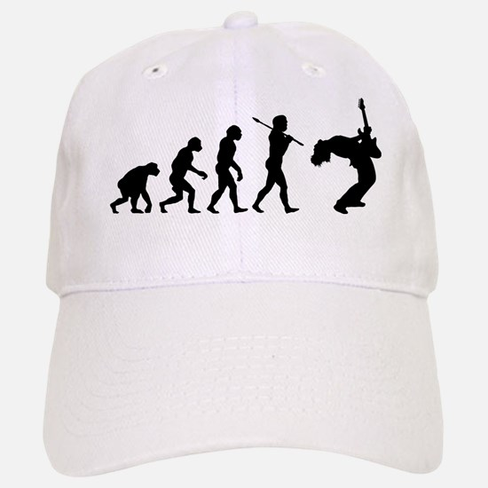 Guitar Player Baseball Baseball Cap