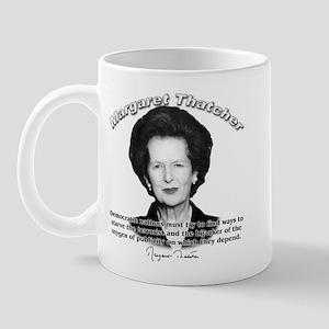 Margaret Thatcher 04 Mug