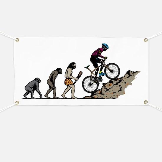 Mountain Biking Banner