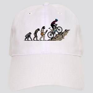 Evolution Mountain Bike Hats - CafePress 1e6ec27fcacb