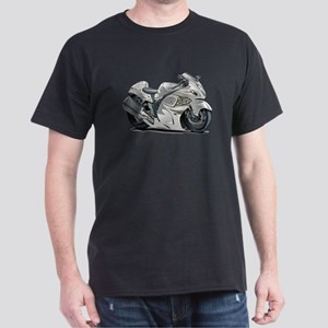 Hayabusa White Bike Dark T-Shirt