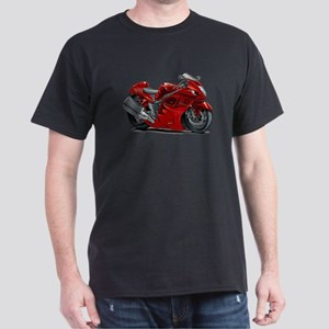 Hayabusa Red Bike Dark T-Shirt