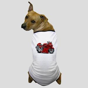 Hayabusa Red Bike Dog T-Shirt