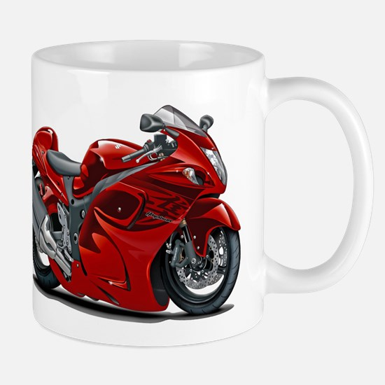 Hayabusa Red Bike Mug