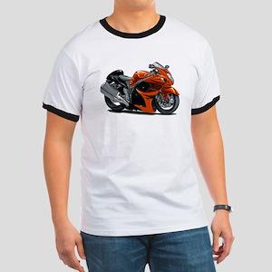 Hayabusa Orange Bike Ringer T