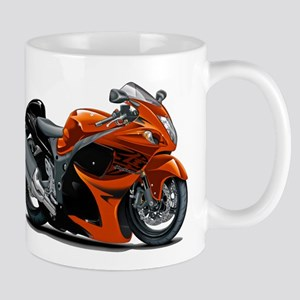 Hayabusa Orange Bike Mug
