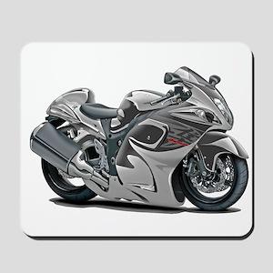 Hayabusa Grey Bike Mousepad