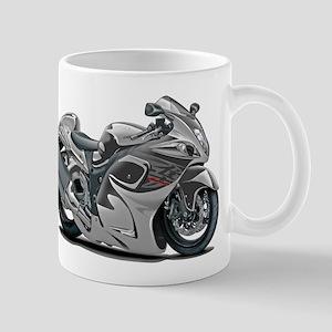 Hayabusa Grey Bike Mug
