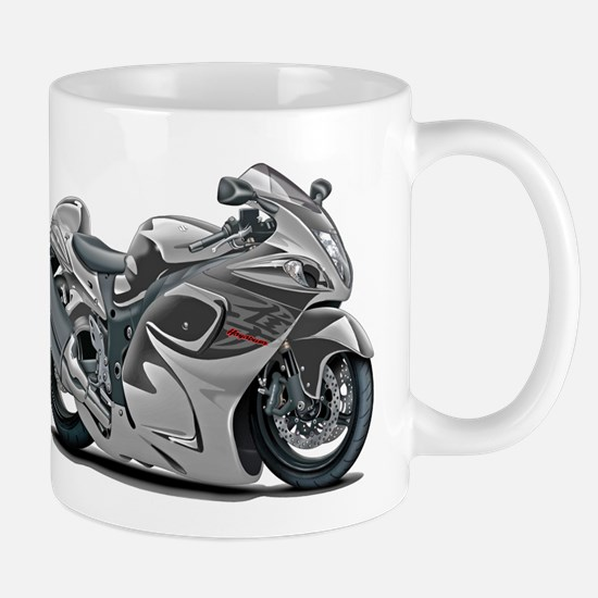 Hayabusa Grey Bike Mug