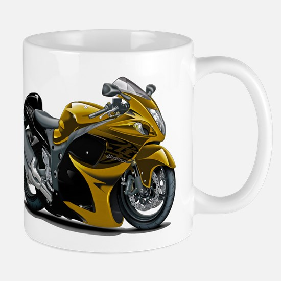 Hayabusa Gold Bike Mug