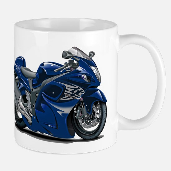 Hayabusa Dark Blue Bike Mug