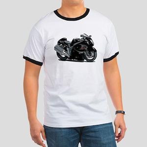 Hayabusa Black Bike Ringer T