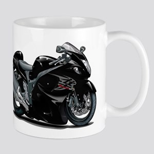 Hayabusa Black Bike Mug