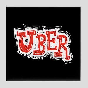 Uber Tile Coaster