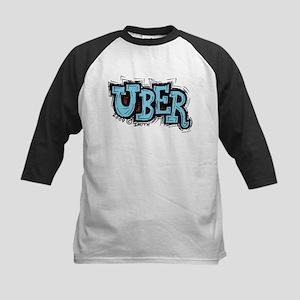 Uber Kids Baseball Jersey