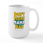 Office Opossums Mama Earth Large Mug